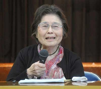 Kinjo seeking information about her sister separated in Saipan