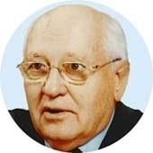Former president Gorbachev writes letter to encourage Okinawan people
