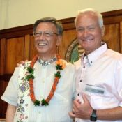 Honolulu city mayor confirms participation in 6th World Uchinanchu Festival