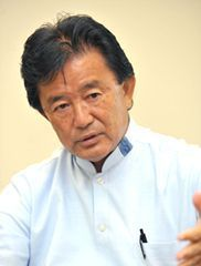 Iha ambitious for abandonment of Henoko Base project upon first-time election to House of Councillors