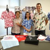 Okinawa karate shirts for sale internationally