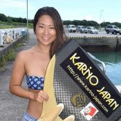 World record-holding free diver impressed with Oura Bay speaks up against land reclamation