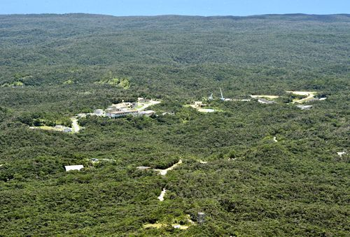 US base issues cast doubt on World Natural Heritage Site designation for Yambaru National Park woodlands