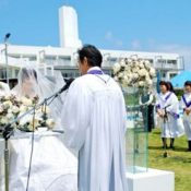 Okinawa resort weddings bring 10.4 billion yen to local economy in half a year