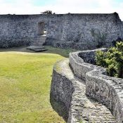 Nakagusuku and Katsuren castle ruins rank among Japan's best 20 castles