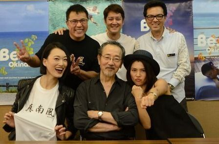"Ryukyuan food to be theme for Singaporean film ""Jimami Tofu"""