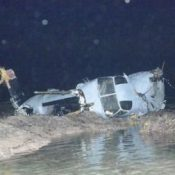US Marine MV-22 Osprey crashes off east coast of Nago, 2 of 5 crewmembers hurt