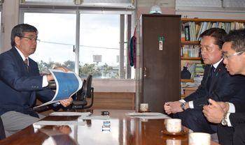 Nago Mayor demands withdrawal of US Marine MV-22 Osprey from Okinawa