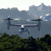 Electronic extra edition: MV-22 Ospreys belonging to Futenma base resume full flight despite objections from Okinawa