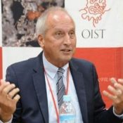 Dr. Gruss to be the next president of OIST Graduate University