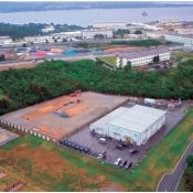 Government starts building concrete plant at Henoko, Okinawa concerned it will be used for land reclamation