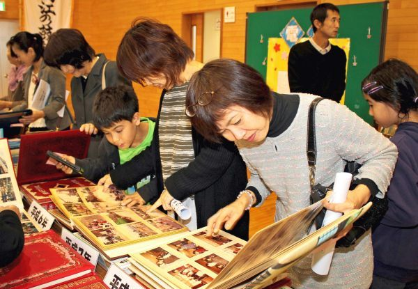 Community missing Takae junior high school closing after 68 years