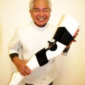 Sakima Prosthetics develops knee braces specifically for sports