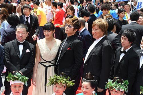 330,000 people enjoy variety of entertainment during Okinawa International Film Festival