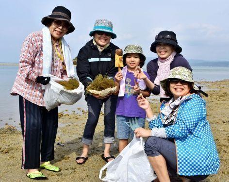 Hamaui held on beaches