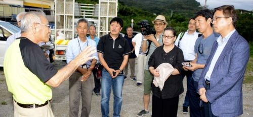 Japanese and South Korean groups to perform joint survey of Motobu burial site