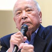 Former Okinawa Governor and Battle of Okinawa scholar Masahide Ota passes away