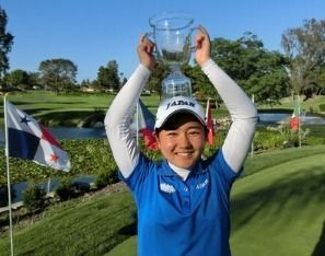 Higa wins world junior golf championship, the first Okinawan winner since Mika Miyazato in 2006