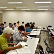 Opposition to Henoko Soil Hauling advises extending scope of invasive species prevention