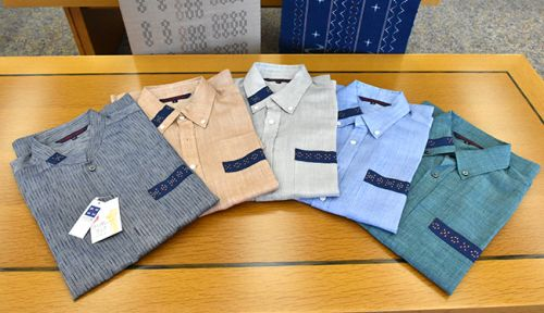 Chibana Hanaui to produce kariyushi shirts to increase popularity