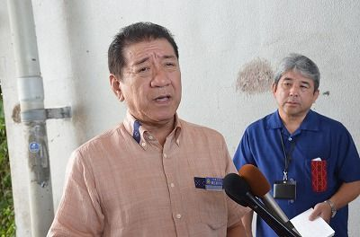 Okinawa Mayor protests assault perpetrated by US military, demands regular conferences between locals and the military