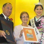 Okinawan American awarded Nisei Week Pioneer Spirit Award