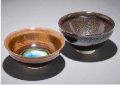 Haruhiko Kaneko's Okinawan pottery on display in the British Museum