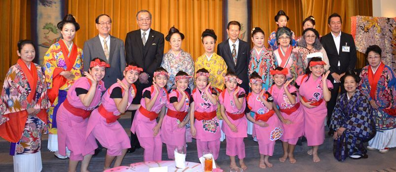 Establishment of Ryusou Day to transmit Ryukyu culture to the world