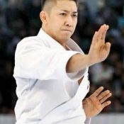 Ryo Kiyuna wins 6th straight Emperor's Cup at Japan Cup Karatedo Championship