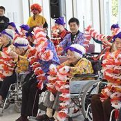 GGB performance group debuts with 102-year-old member