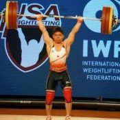 "Yoichi Itokazu wins silver medal at World Weightlifting Championships, heralded as a ""salvation for Japan"""