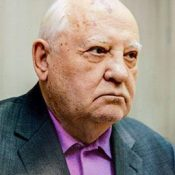 Mikhail Gorbachev sends message of support to the Okinawan anti-base struggle and urges that truth be disclosed about nuclear weapons in Okinawa