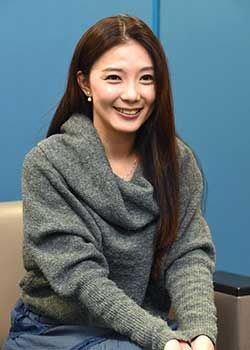 Celebrity personality Riria forms a bridge between Okinawa and Taiwan