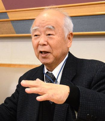Former Defense Minister Kyuma doubts need for Henoko base due to military technological advancements