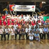 Uchinanchu gather in Peru for Sixth World Youth Uchinanchu Festival