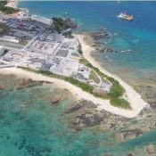 Okinawa Defense Bureau releases report expressing doubt over Henoko construction site being over active fault line and on weak ground