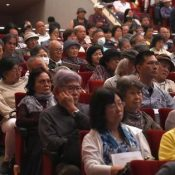 71 years after the enactment of the Japanese constitution, assemblies take place all over Okinawa regarding the Article 9