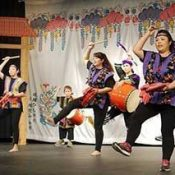 The 35th Anniversary Celebration for Okinawa Kai of Washington D.C. is celebrated with a variety of lively performances
