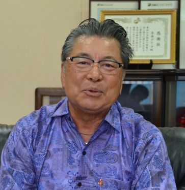 Morimasa Goya hopes prefectural referendum on Henoko base issue sparks conversation between opposing sides
