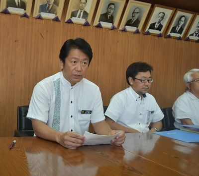 Ishigaki mayor agrees to receive Japan Ground Self-Defense troops