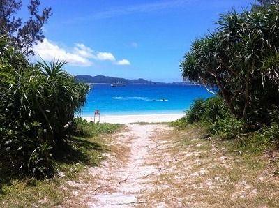 Furuzamami Beach is the best domestic beach according to TripAdvisor