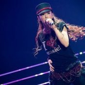 """""""If I was able to get closer to fans, I am happy."""" Namie Amuro retires"""