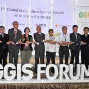 Jeju Island hosts summit with Okinawa and Hawaii to discuss environmental protection