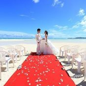 Okinawa Wedding Committee hopes to develop the Chinese market with resort weddings, wedding albums, and special visas