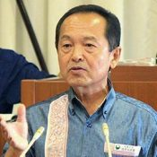 Removing helipads now a pledge by Nago City Mayor Toguchi