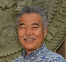 Third-generation Okinawan Ige wins gubernatorial re-election for second term by 110,000 votes