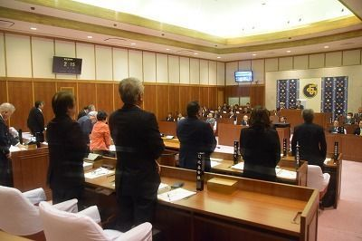 Yomitan Village Assembly adopts resolution demanding information about armed Air Force deserter