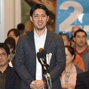 Jinshiro Motoyama of referendum council advises government to heed Okinawans' wishes