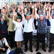 Tomohiro Yara wins Okinawa No. 3 district Lower House by-election with platform opposing new Henoko base