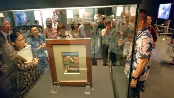 Okinawa prefectural museum starts an exhibition displaying 250 new items